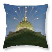 Dome Expanding Throw Pillow