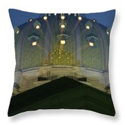 Dome In A Dome   # Throw Pillow