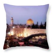 Dome - Twilight Throw Pillow