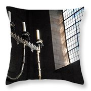 Domkyrkan Lund Se A 16 Throw Pillow