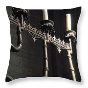 Domkyrkan Lund Se A 17 Throw Pillow