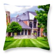 Donamire Farms Throw Pillow