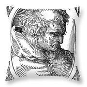 Donato Bramante (1444-1514) Throw Pillow
