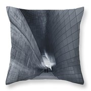 Dongdaemun Design Plaza Throw Pillow