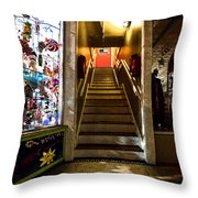 Donnelly 1922 Throw Pillow