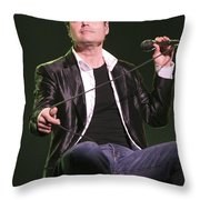 Donny Osmond Throw Pillow