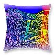 Dont Dream Of The Old Times, They Will Never Return  Throw Pillow