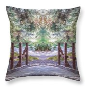 Don't Feed It Throw Pillow