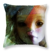 Don't Hold Your Breath Throw Pillow