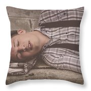 Dont Kill The Messenger Throw Pillow