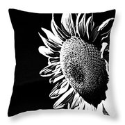 Don't Leave Me In This Way Throw Pillow