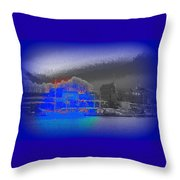 Dont Sail Away From Me, Take Me With You  Throw Pillow