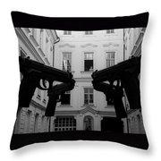 Don't Shoot Throw Pillow