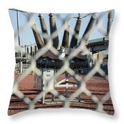 Don't Touch This Throw Pillow