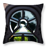 Door 1891 Throw Pillow