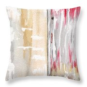 Door Series - Door 1 Throw Pillow