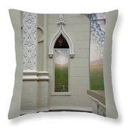 Doorway 15 Throw Pillow