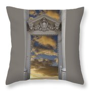 Doorway 29 Throw Pillow