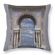 Doorway 32 Throw Pillow