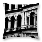 Doorways And Arches Throw Pillow