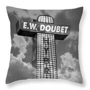 Doubet Seed Company 1.2 Throw Pillow