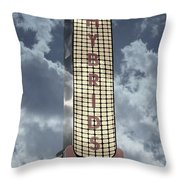 Doubet Seed Company 1.4 Throw Pillow