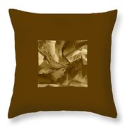 Double Delight Rose 2 Throw Pillow