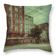 Down Hastings Throw Pillow