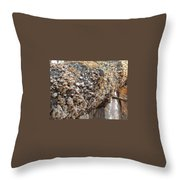 Down Tree Throw Pillow