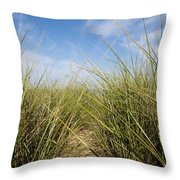Down Under Throw Pillow