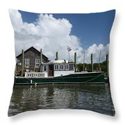 Downeast Style Throw Pillow