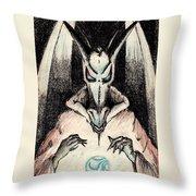 Dragon Sorceror Throw Pillow