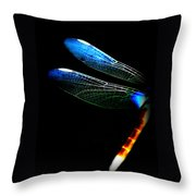 Dragonfly - Insect  7128-005 Throw Pillow