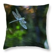 Dragonfly No 1 Throw Pillow