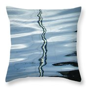 Draughtsman Of The Deep Throw Pillow