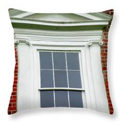 Drayton Window 2 Throw Pillow