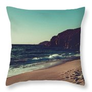 Dream By The Sea Throw Pillow
