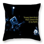 Dream Fabric Throw Pillow