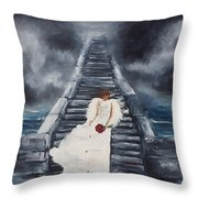 Dream Illusions Throw Pillow