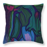 Dream In Color 1 By Jrr Throw Pillow