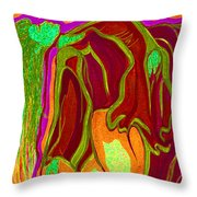 Dream In Color 2 Throw Pillow