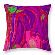 Dream In Color 3 Throw Pillow