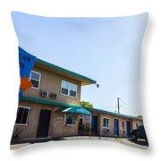 Dream Inn 2 Throw Pillow