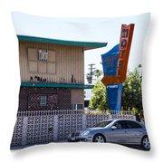 Dream Inn Throw Pillow