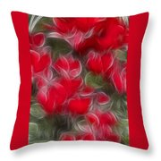 Dream Red 5232 Throw Pillow