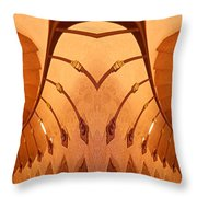 Dream Stairs-1 Throw Pillow
