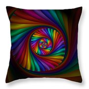 Dream State 4 Throw Pillow