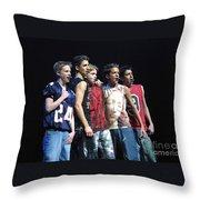Dream Street Throw Pillow