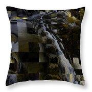 Dream Weaving Throw Pillow
