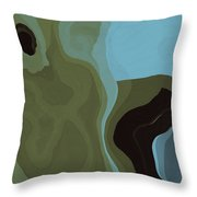 Dream World #5 Throw Pillow